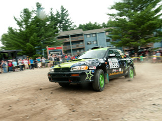 Noble Star Rally Adds Veteran Co-Driver Feistel for New England Forest Rally