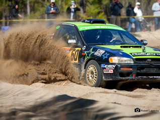 Noble Star Rally Prepares to Return to Stage