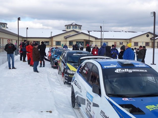 Sno*Drift Rally Teams Support Atlanta Community School's Science Camp Fundraiser