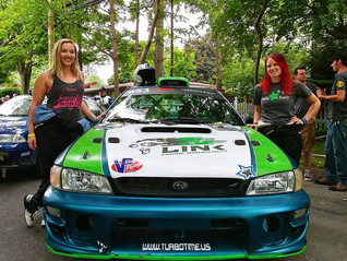 STPR's Successful Return For NSR Driver Amanda Skelly