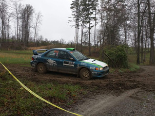 Noble Star Rally's RalyGrl Completes Successful Shakedown