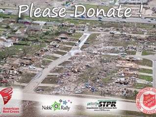 STPR Rally to Host Fundraiser to Benefit Oklahoma Tornado Victims