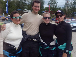 Noble Star Rally Atop the Podium at NEFR