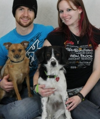 Noble Star Rally team supports Michigan Humane Society