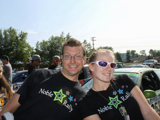 Noble Star Rally Kicks Off Their 2018 Season
