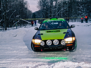 Successful Start to the 2013 Rally America Season for Noble Star Rally