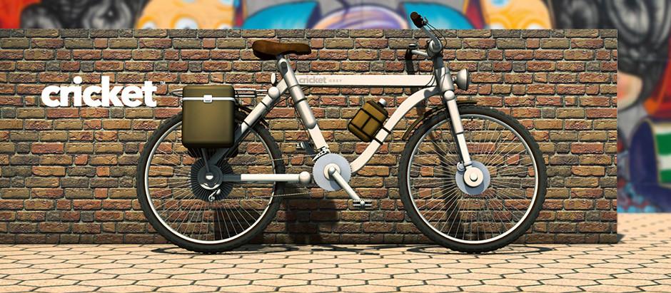 Cricket™ (Concept e-Bike)
