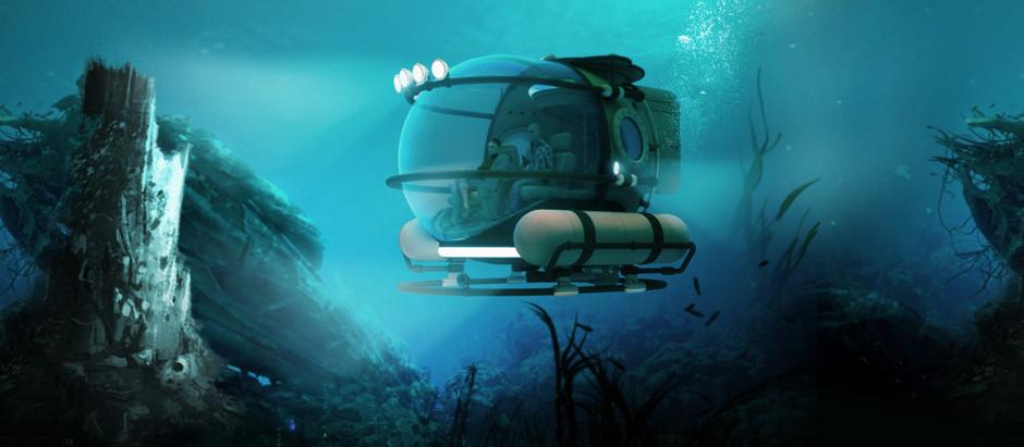 Manatee™ - Find Atlantis