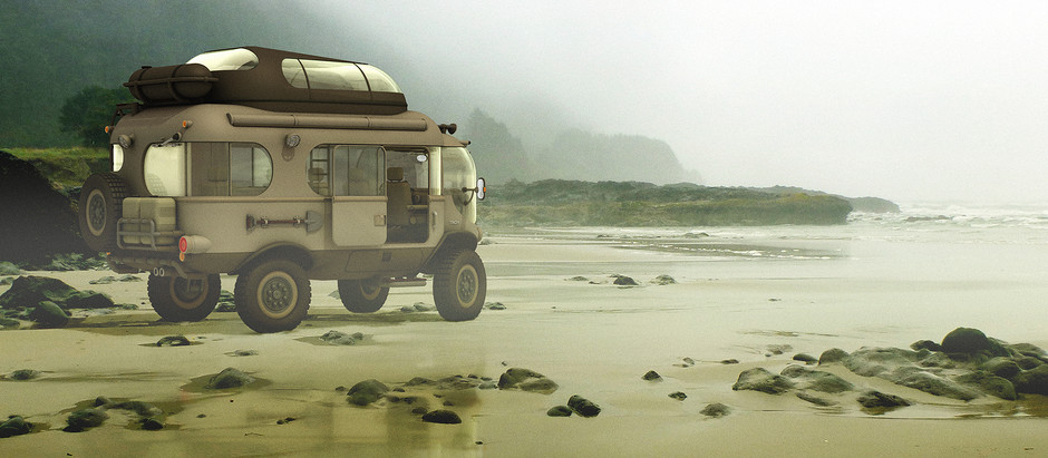 Troy™ Concept Expedition Vehicle