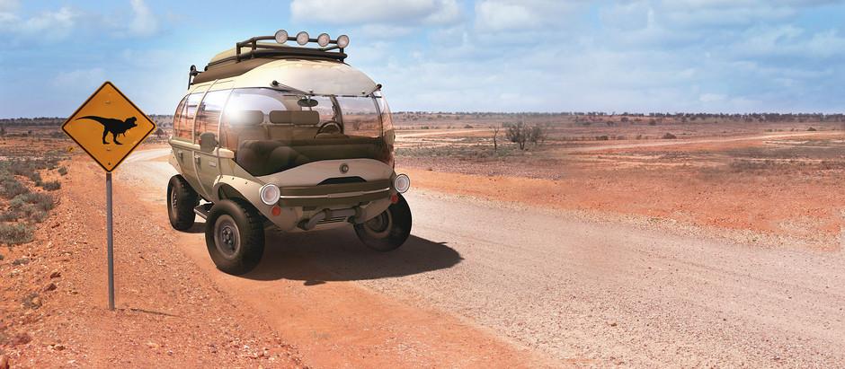 Nimbus™ EV - Future Is Calling