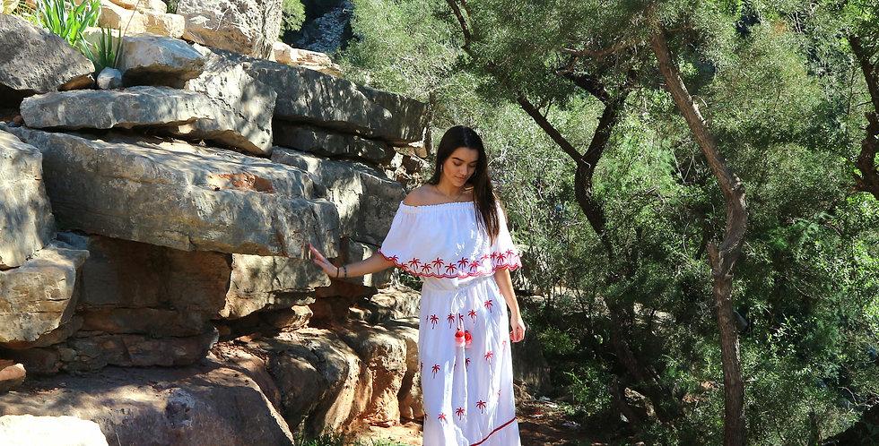 Palmito maxi dress