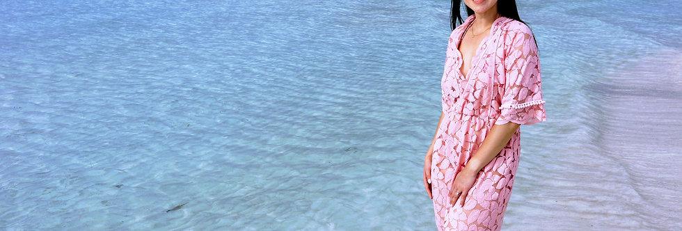 Formentera Lace Dress