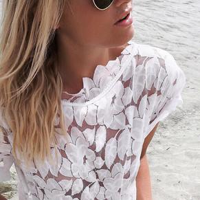 Sodwanna lace top