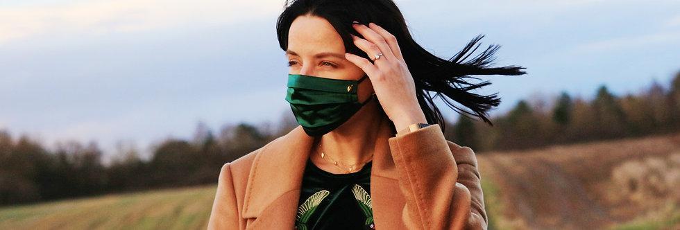 Pure Silk Face Mask