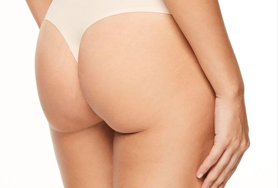Chantelle Soft Stretch Thong One Size
