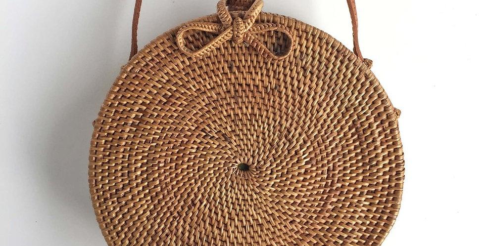 Bali handmade ratan bag