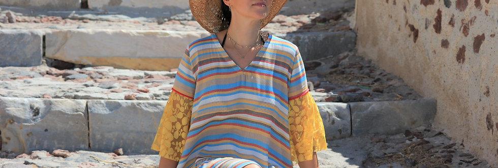 Amoudi midi dress