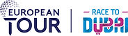 European Tour Race to Dubai Lockup_On Li