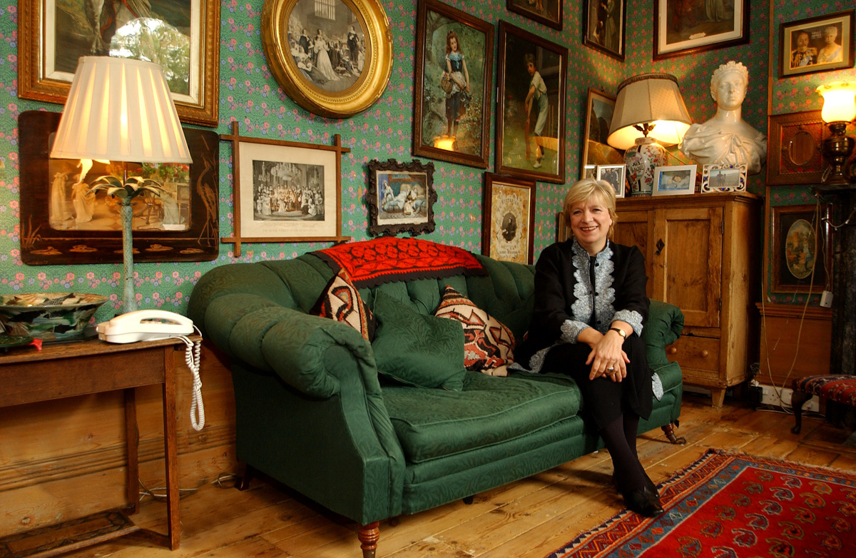 Jounalist Polly Toynbee - Weekend feature