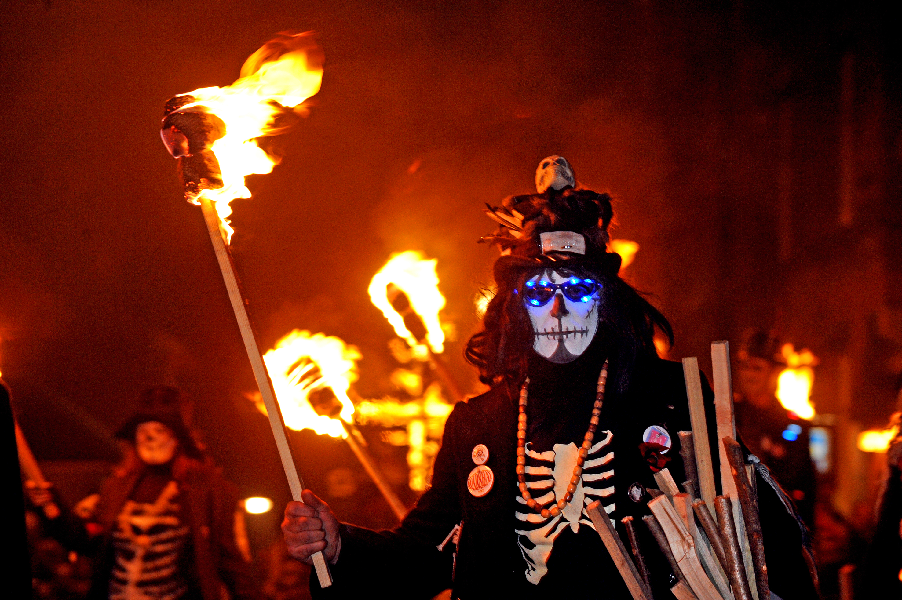 Lewes Bonfire celebrations - News