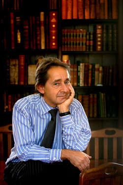 Sir Anthony Seldon - Weekend feature