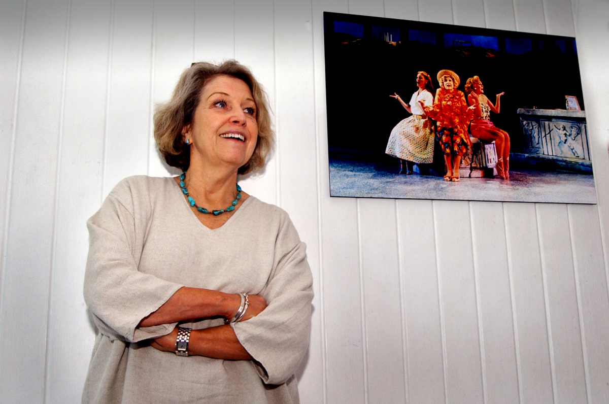 Actress Anne Reid - Weekend feature