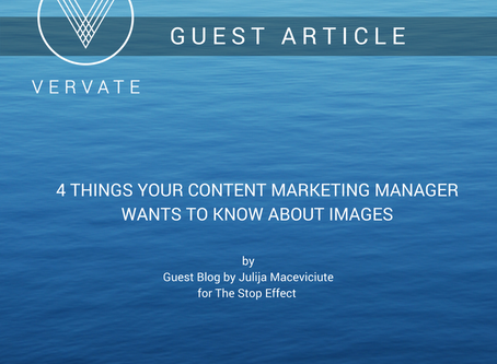 4 Things Your Content Marketing Manager Wants to Know About Images [Guest Blog]