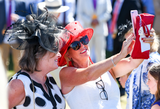 Qatar Goodwood Festival Ladies Day