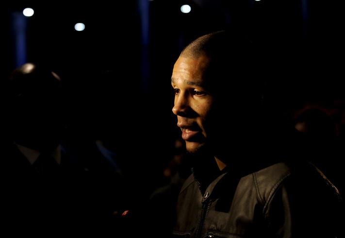Boxer Chris Eubank Jr