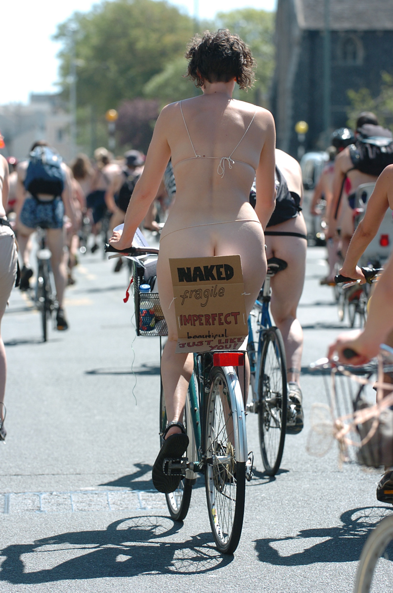 Word Naked Bike Ride - News