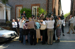 Press pack in action - News