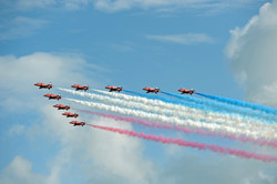 The Red Arrows in Brighton - News