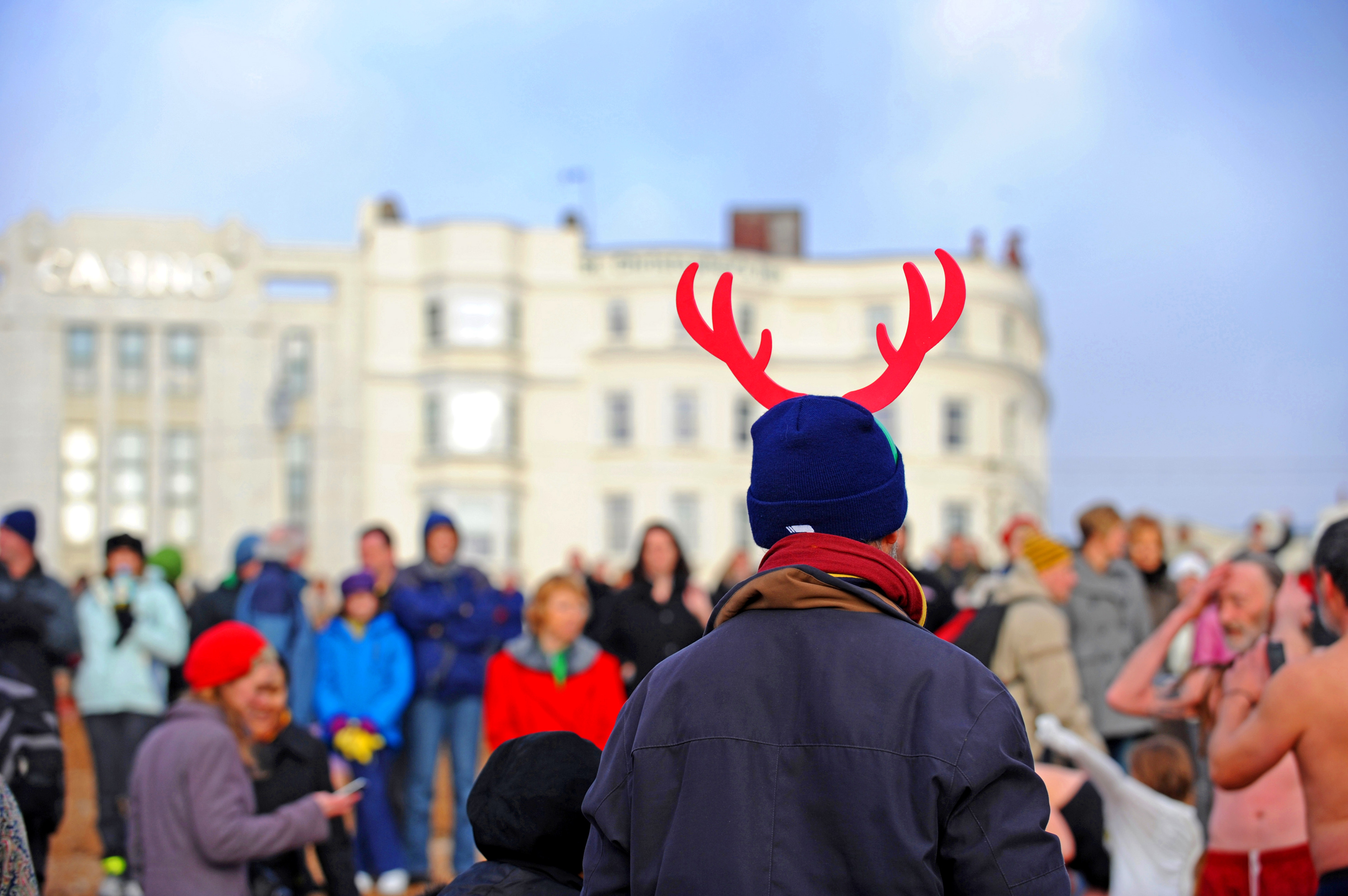 Brighton Christmas Swim - News