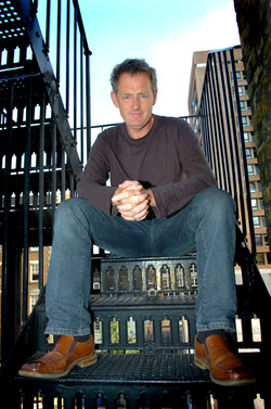 Actor and author Michael Simkins - Weekend feature