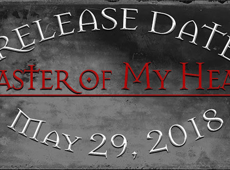Master of My Heart Release Date Announcement