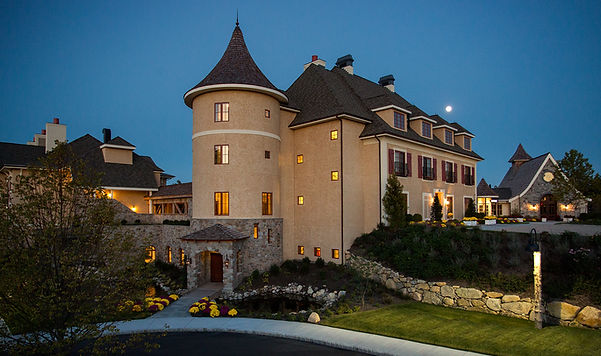 Entrance to our Spa of Mirbeau Inn and Spa of Plymouth location.