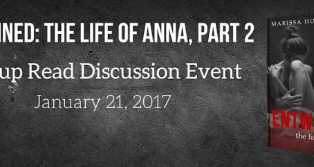 Entwined Discussion Event on Saturday