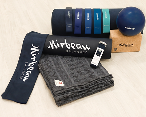 Mirbeau fitness products