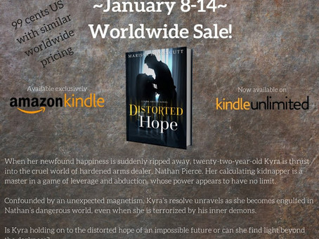 Distorted Hope on Sale ~Worldwide~ 99 cents