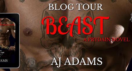 Blog Tour: Beast by AJ Adams