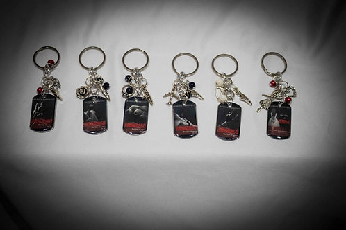 The Life of Anna Keychains (Individual & Complete Covers)