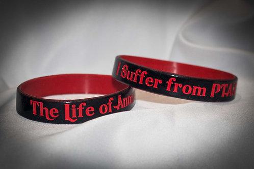 PTAS Bracelet (Post-Traumatic Anna Syndrome)