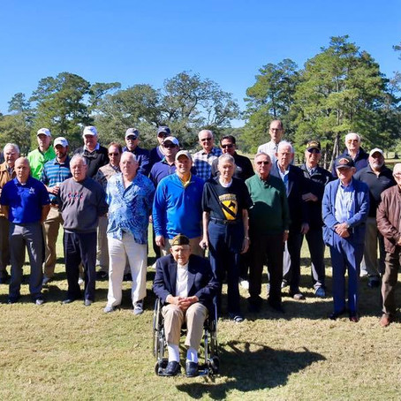 Inaugural Swing Hard for Soldiers presented by Oscar J Tolmas Charitable Trust