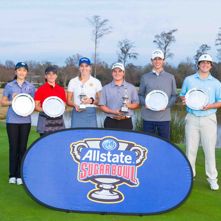 Local Junior Golfers Capture the 2018 Allstate Sugar Bowl Tommy Moore Memorial Title