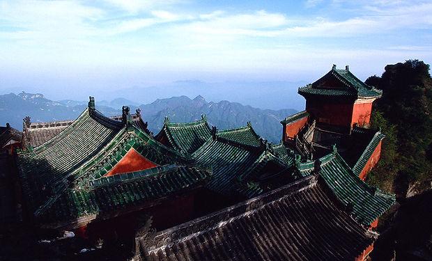 Munții Wudang