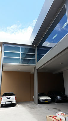 iWashwindows® provides Commercial and industrial  window cleaning in Western Sydney Nsw. Window Washers in Sydney