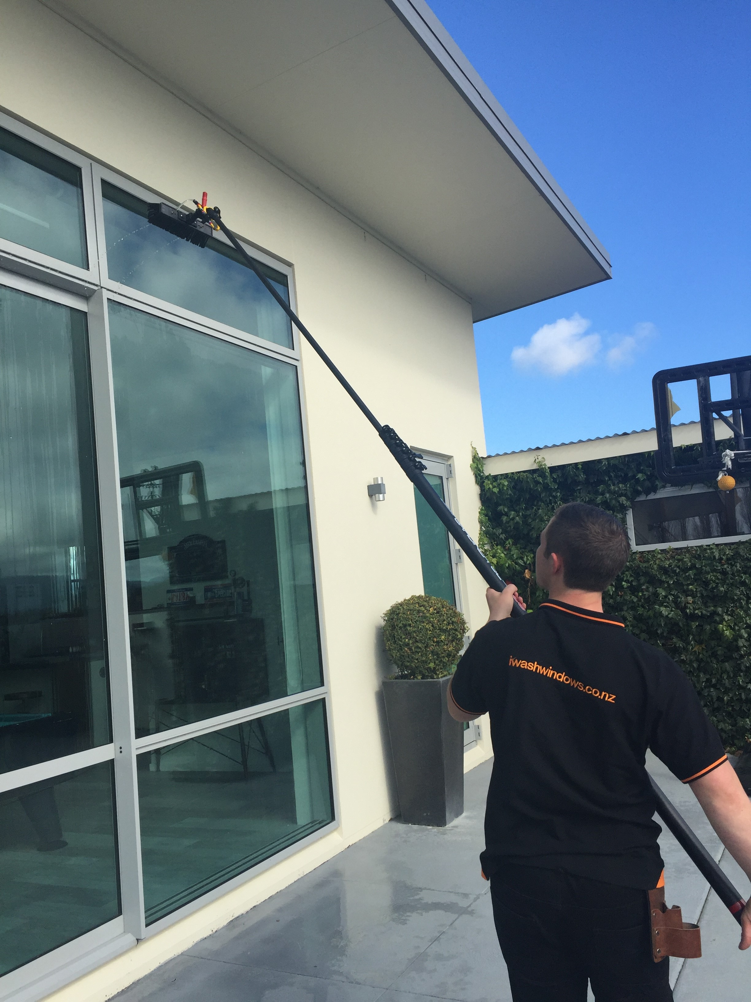 Window Washing Dunedin
