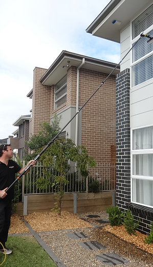 Strata Window Cleaning The Hills District