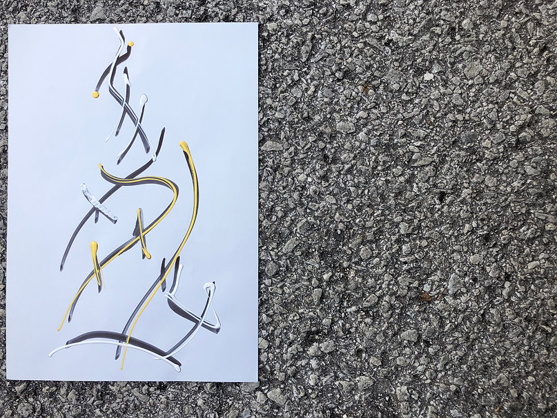 LETTERS FROM DIVINE II - Signatures - 16, 2019