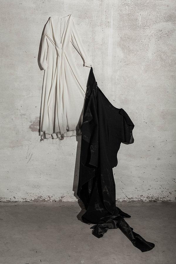 Gilda Marconi Sancisi meridiana dress performance